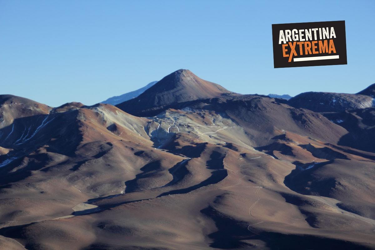 Volcanes de la puna