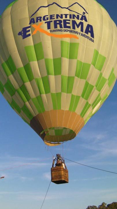vuelos en globo buenos aires