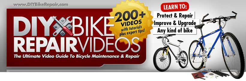 Diy Bike Repair Videos