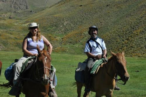 Doble Cruce de los Andes a Caballo