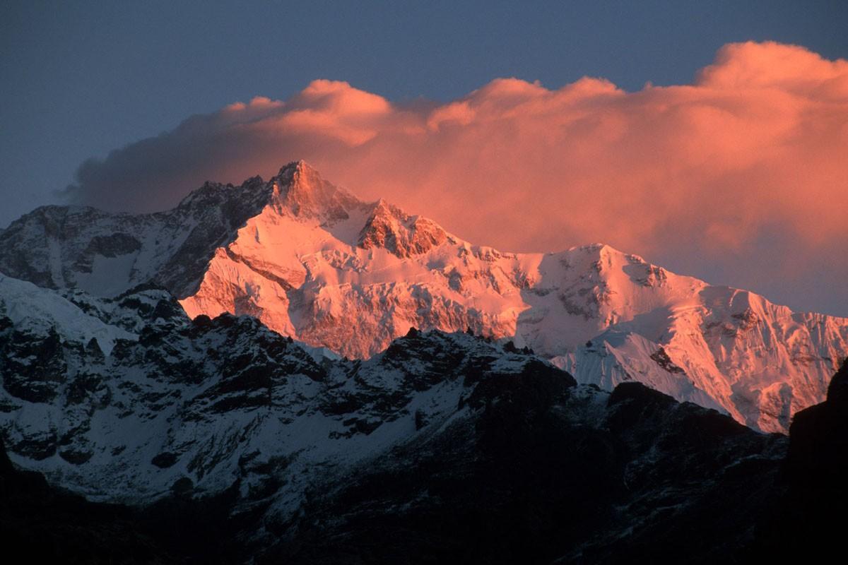 Kanchenjunga o Kangchendzönga