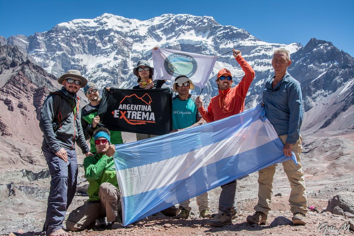 Proyecto Aconcagua - Argentina extrema