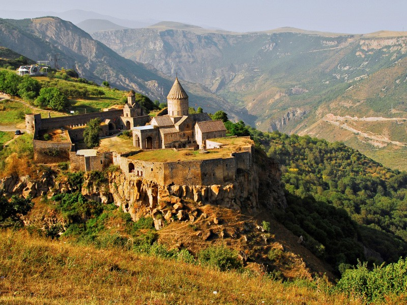 armenia y georgia caucaso senderismo cultural 794