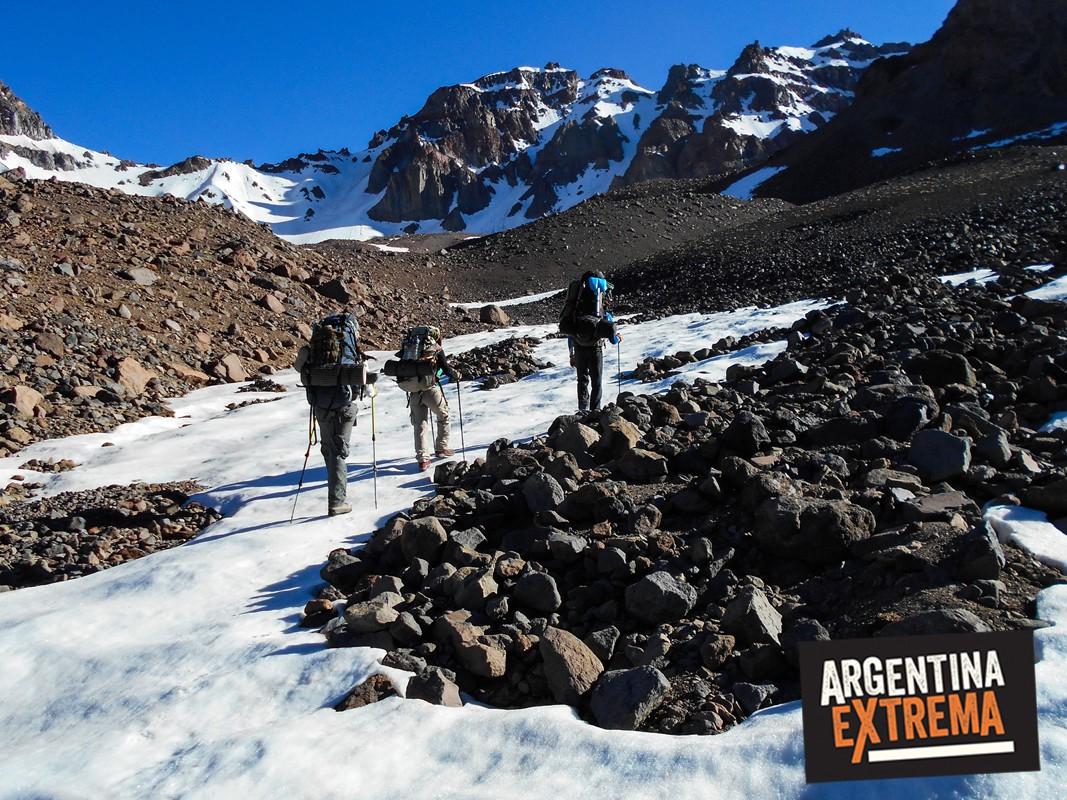 ascenso al cerro el sosneado 5169 msnm 276