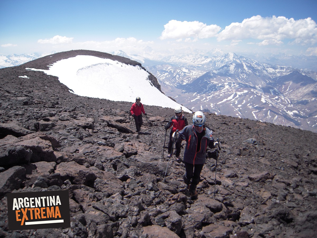 ascenso al cerro el sosneado 5169 msnm 437