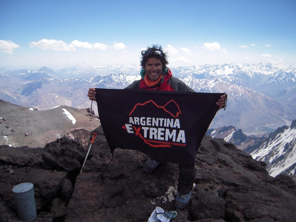 ascenso al cerro el sosneado 5169 msnm 800
