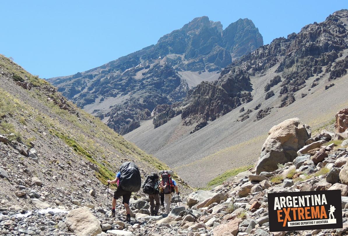 ascenso al cerro el sosneado 5169 msnm 940