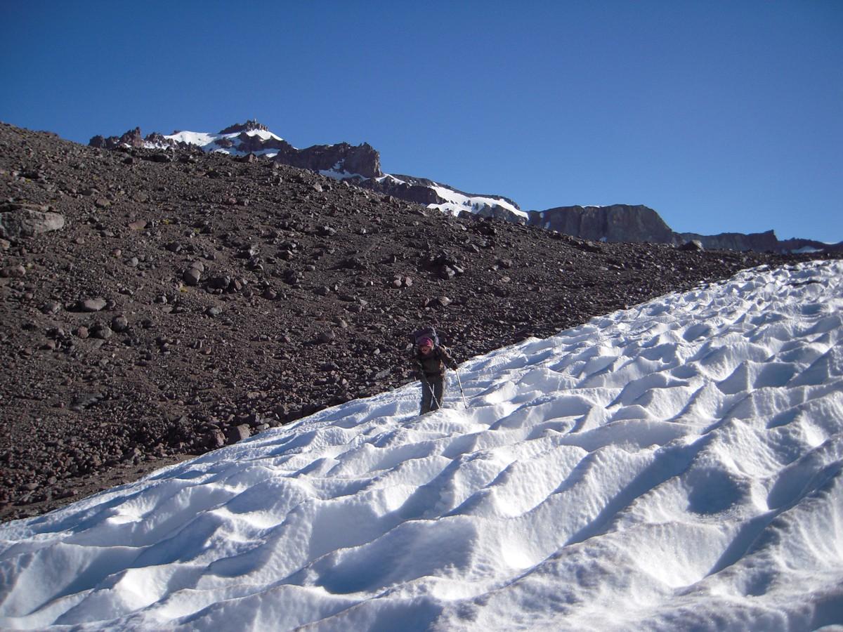 ascenso al cerro el sosneado 5169 msnm 994