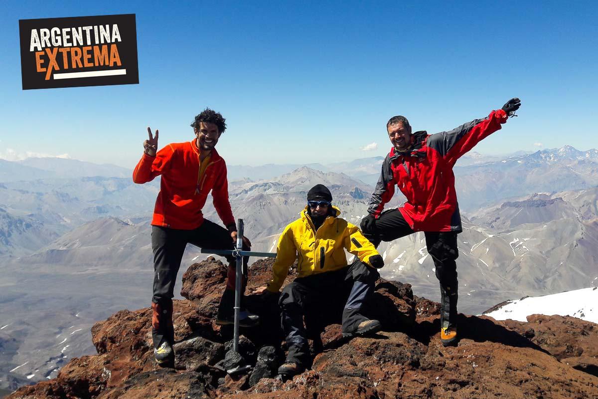 ascenso al volcan maipo 5320 msnm  253