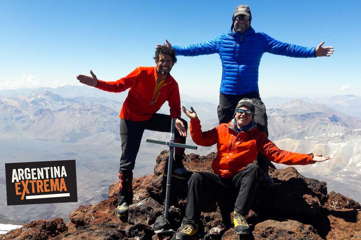 ascenso al volcan maipo 5320 msnm  437