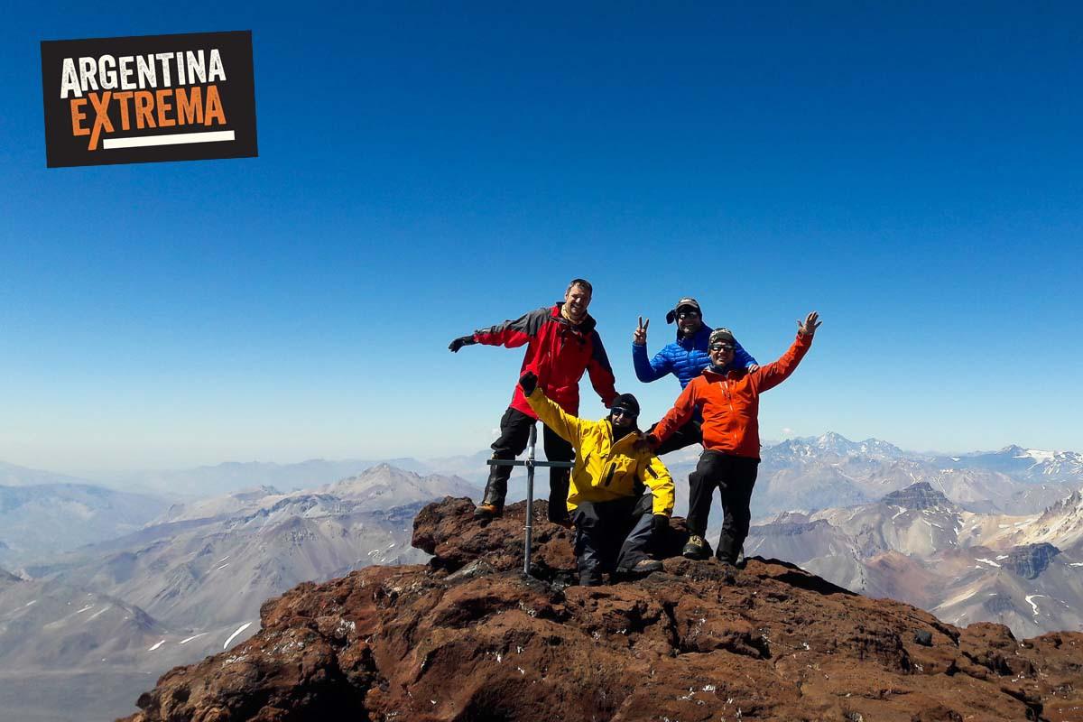 ascenso al volcan maipo 5320 msnm  712