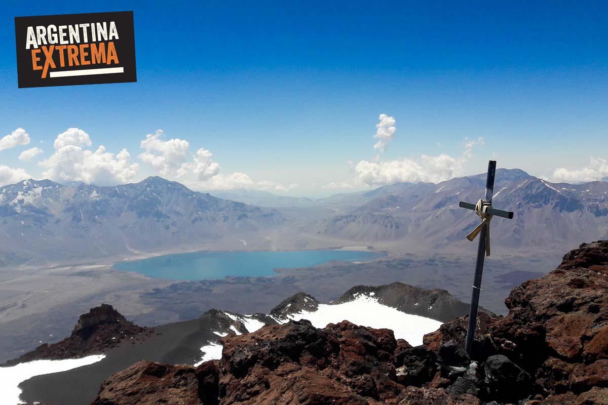 ascenso al volcan maipo 5320 msnm  823
