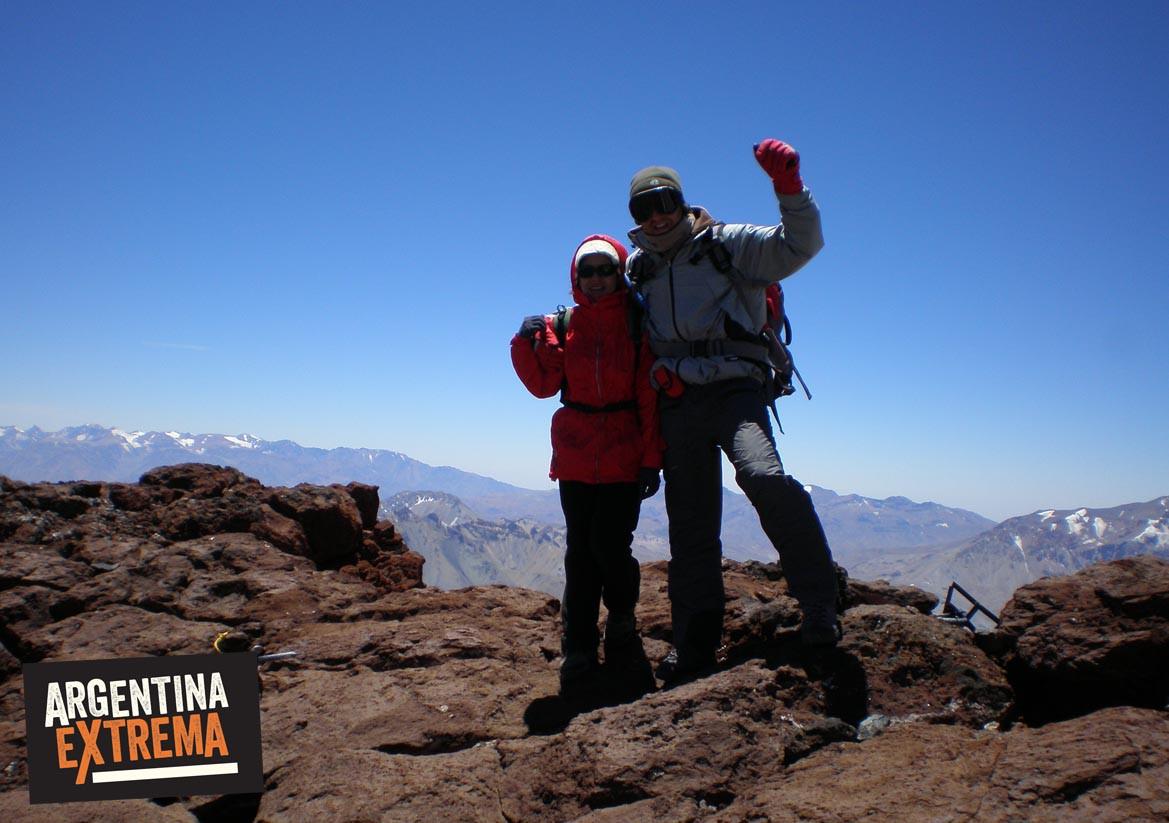 ascenso al volcan maipo 5320 msnm 106
