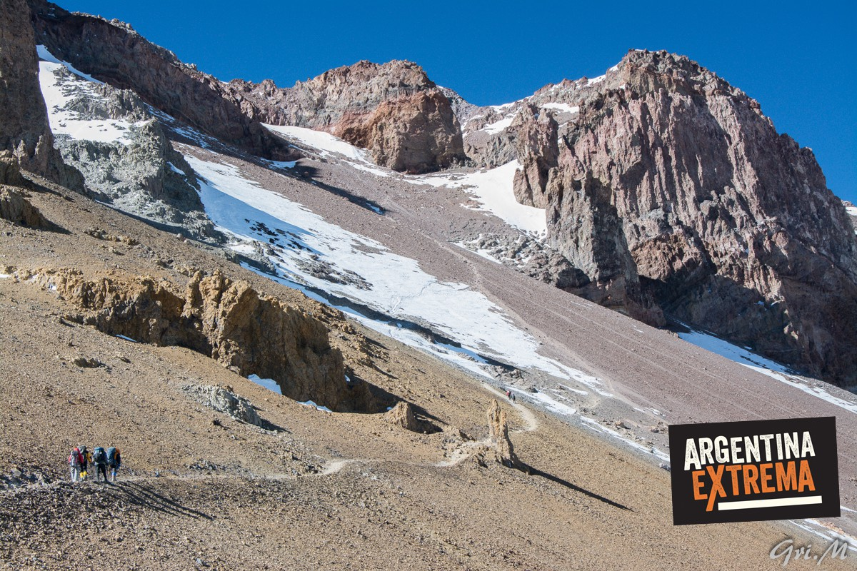 ascenso cerro aconcagua ruta normal 607