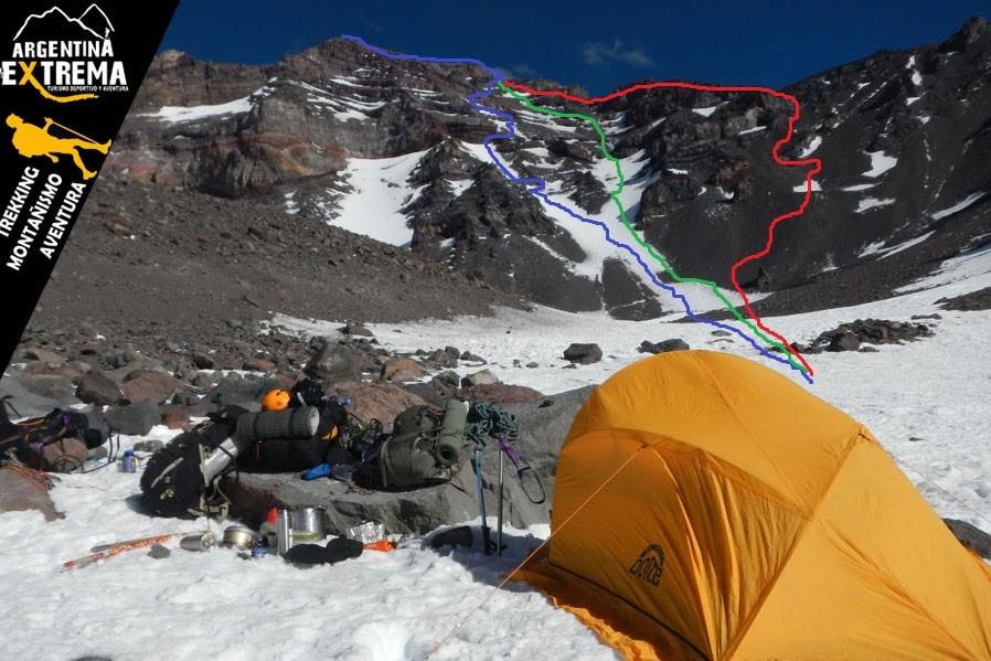 ascenso cerro el sosneado 5169 msnm228
