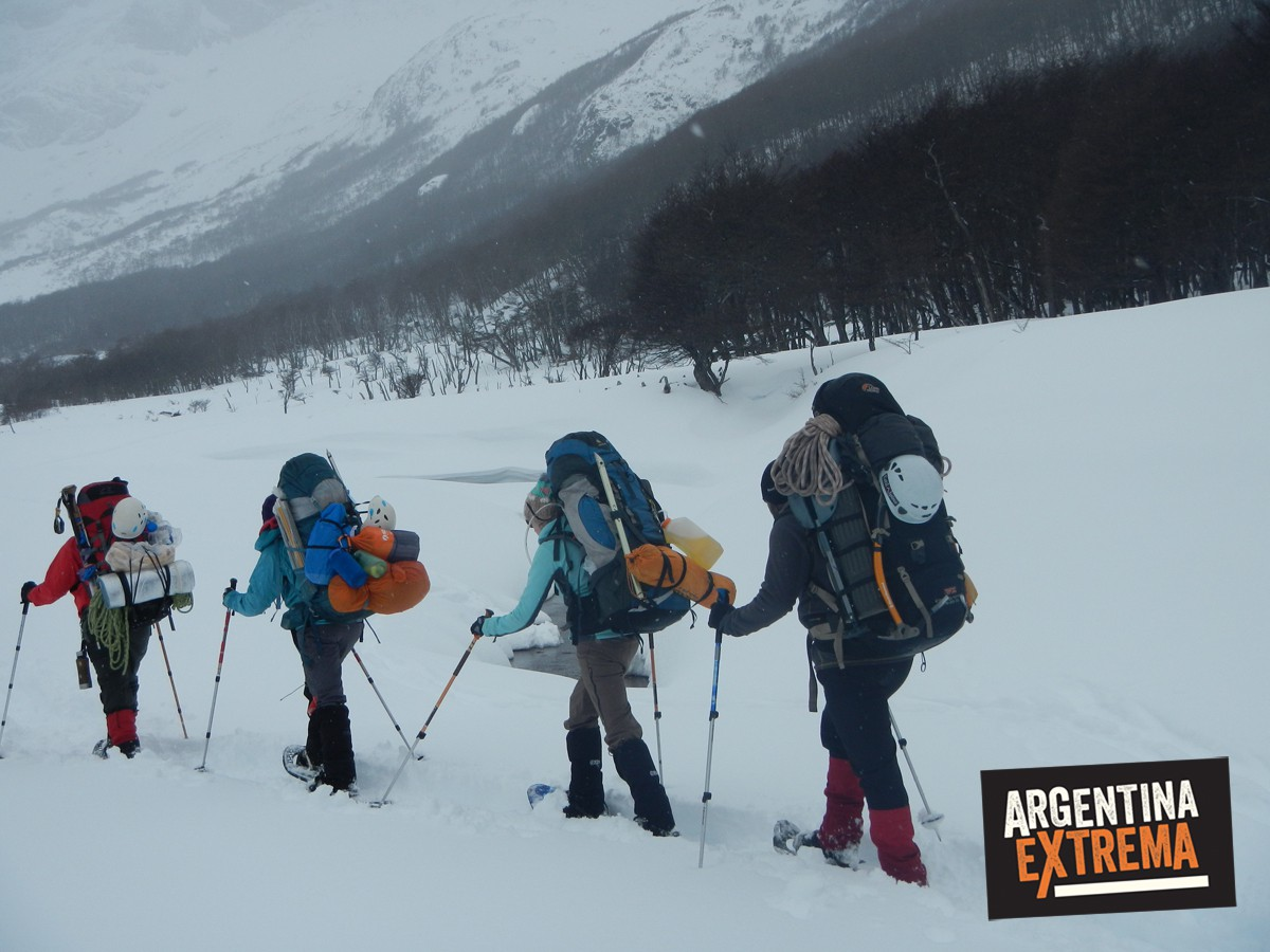 ascenso monte alvear ushuaia grupo entrenamiento 753
