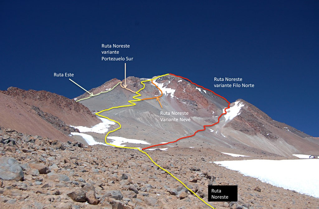 ascenso volcan llullaillaco 6739 msnm y volcan tuzgle 5518 msnm 220