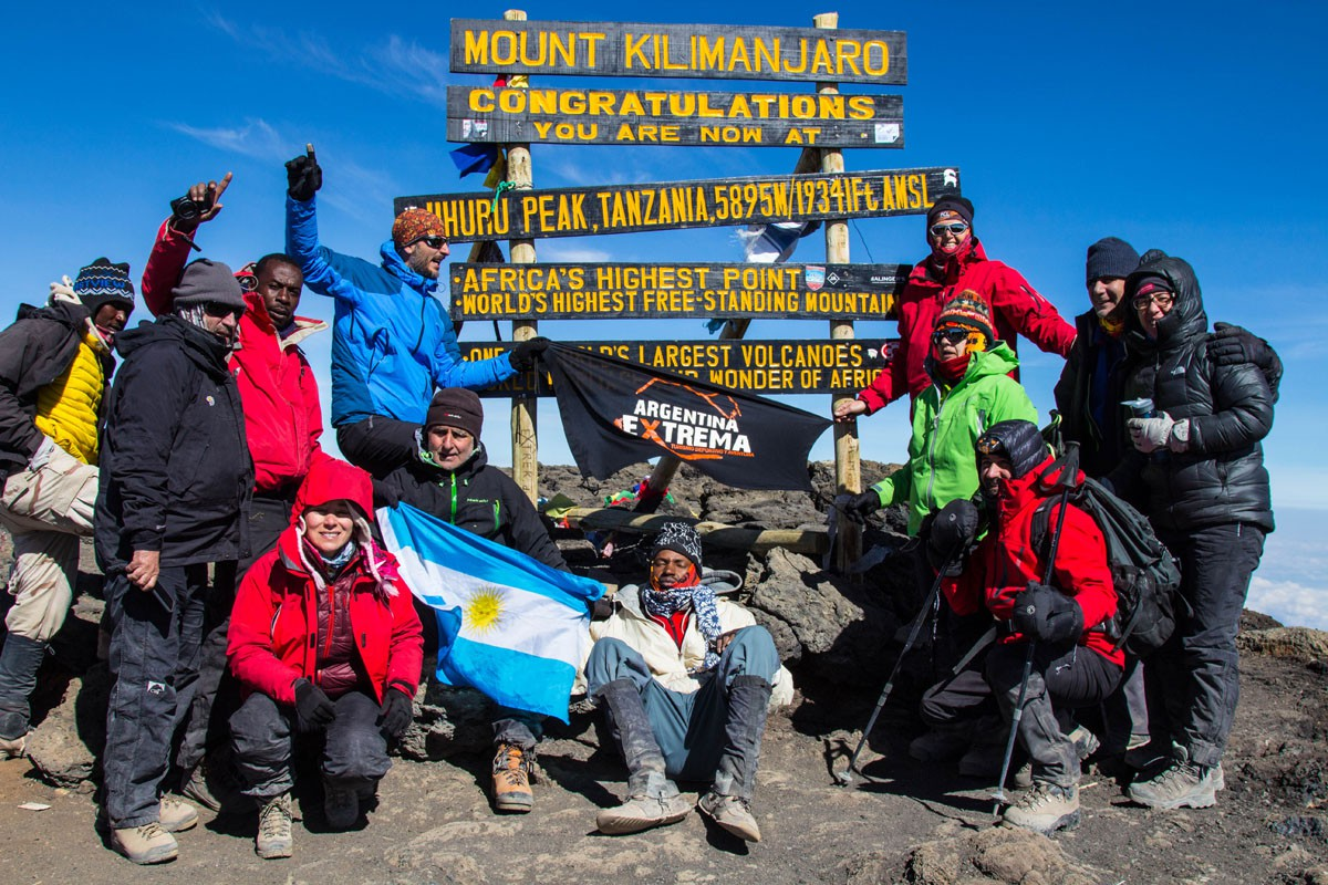 Audiovisual Techo de Africa - Kilimajaro