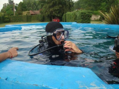 bautismo de buceo try scuba 1