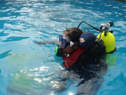 bautismo de buceo try scuba 2