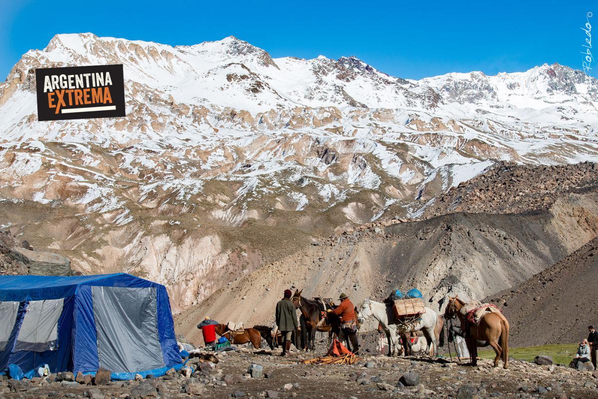 Campamento Ojo de Agua