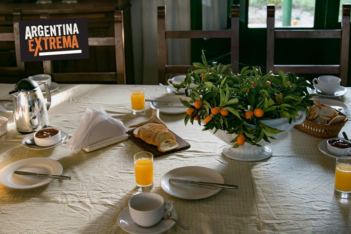 Desayuno de Campo