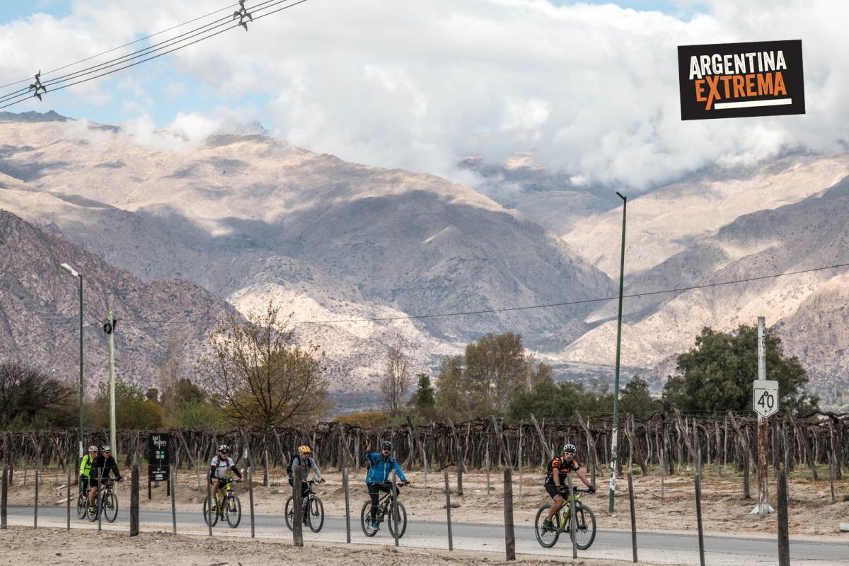 Viñedos, Bicicletas y el buen pedal