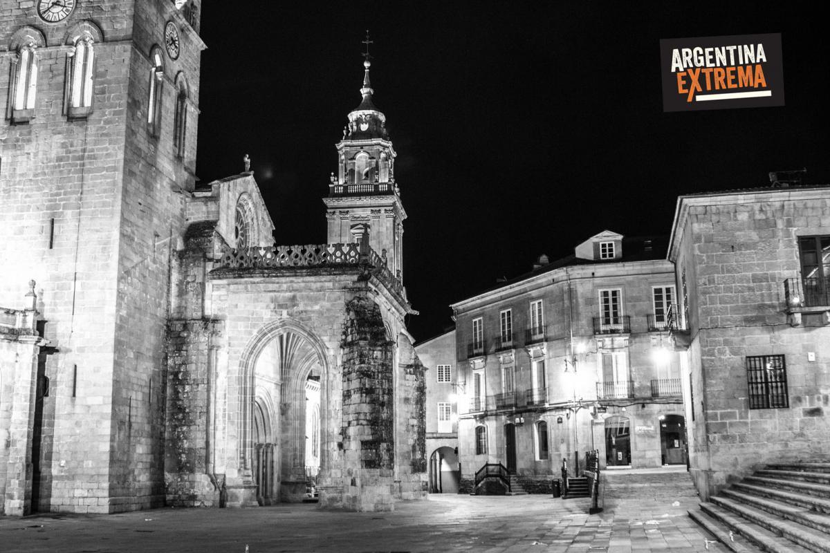 Lugo - Catedral - Ciudad amurallada - Camino de Santiago