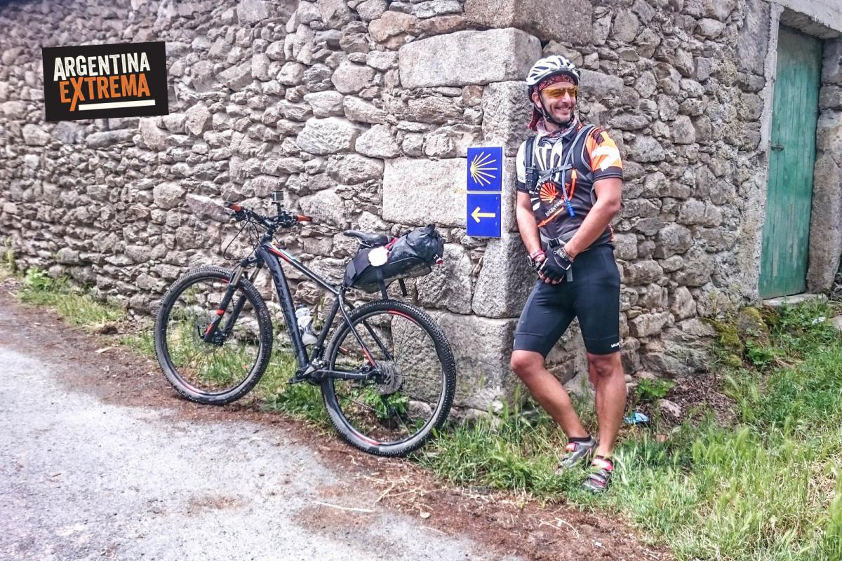 Camino de Santiago en MTB - Guia Fer Robledo