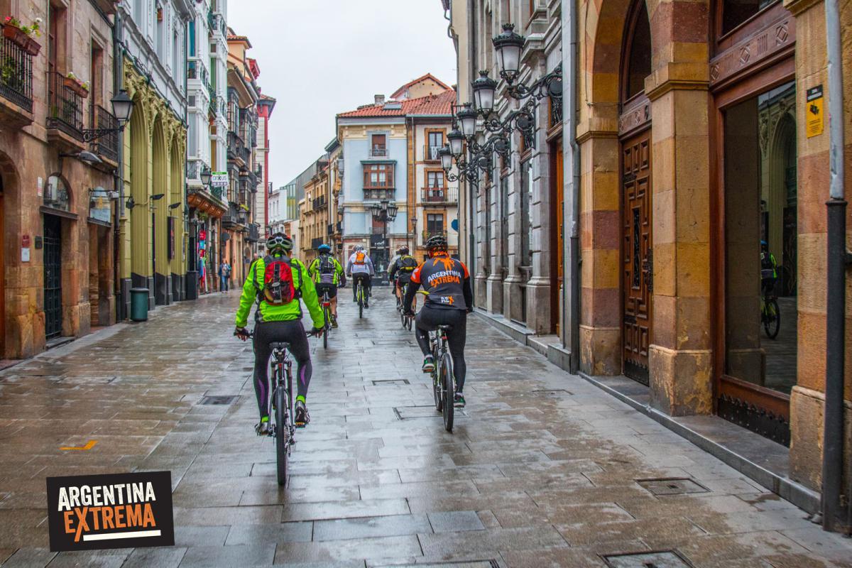 Camino de Santiago en MTB