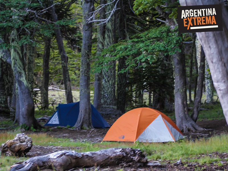 Campamento - trekking