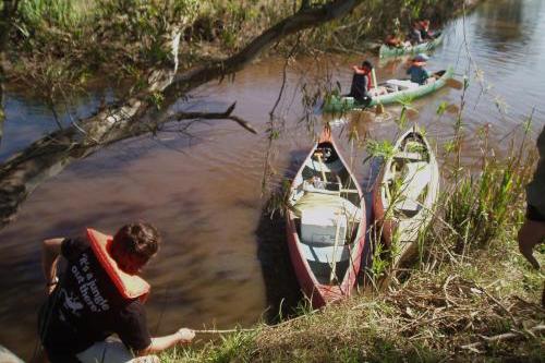 canoas canotaje delta 6