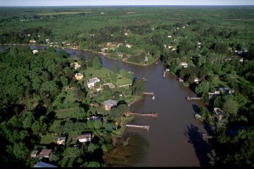 canotaje pampa al delta del parana