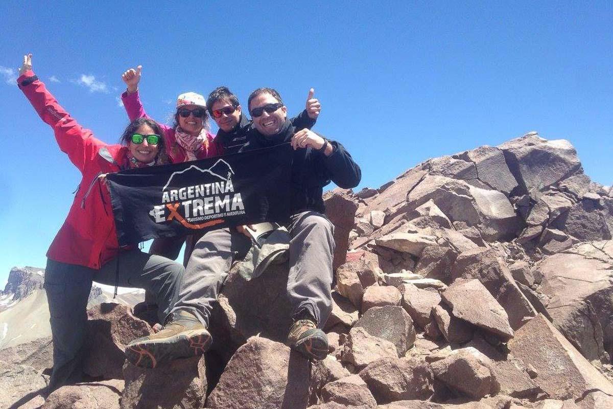 cerro horqueta los molles mendoza trekking ascenso 01