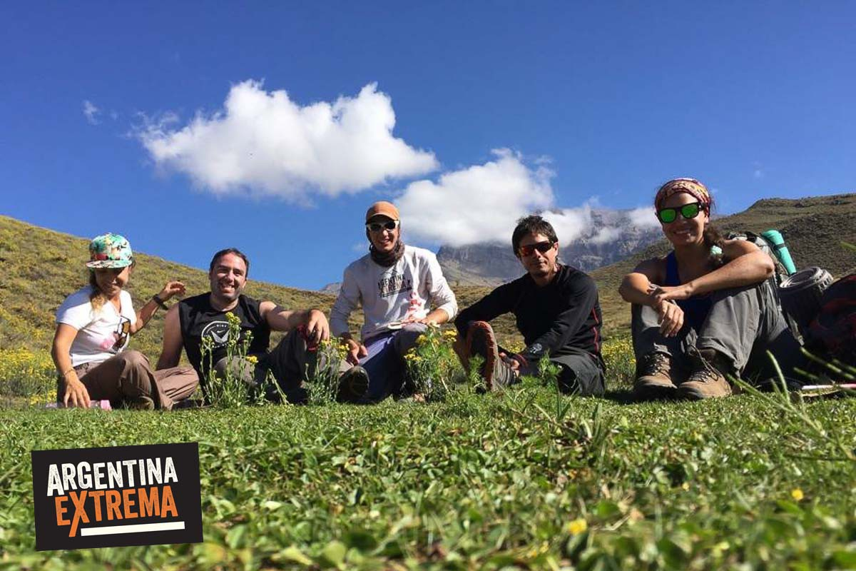 cerro horqueta los molles mendoza trekking ascenso 05