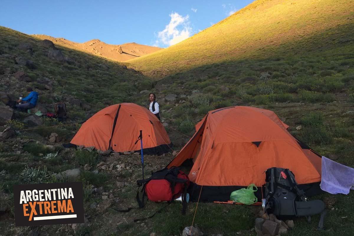 cerro horqueta los molles mendoza trekking ascenso 08