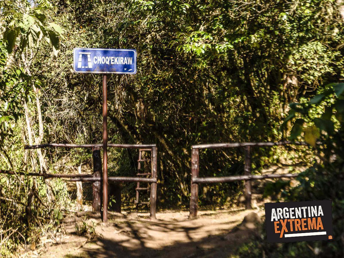 choquequirao trekking camino inca 009
