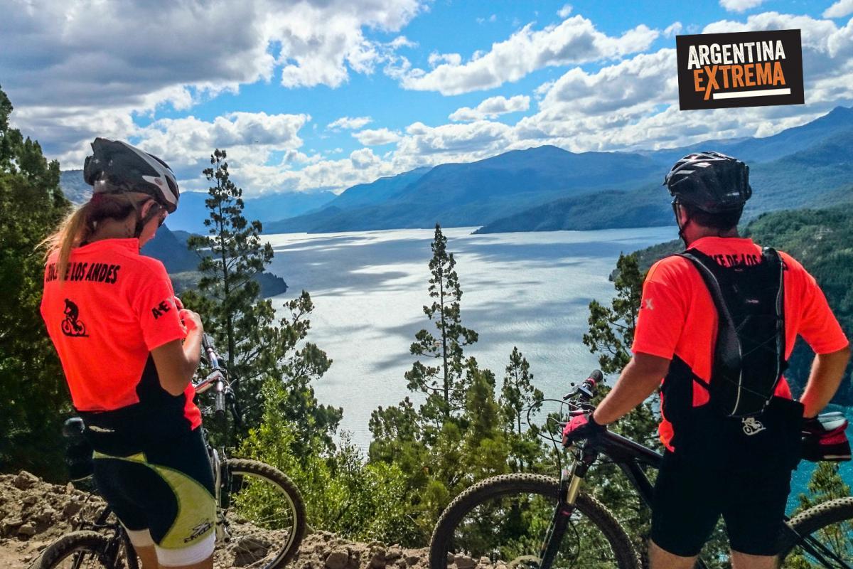 Circuito Arrayan Chico - Entrada en Calor para el Doble Cruce de los Andes en BICI
