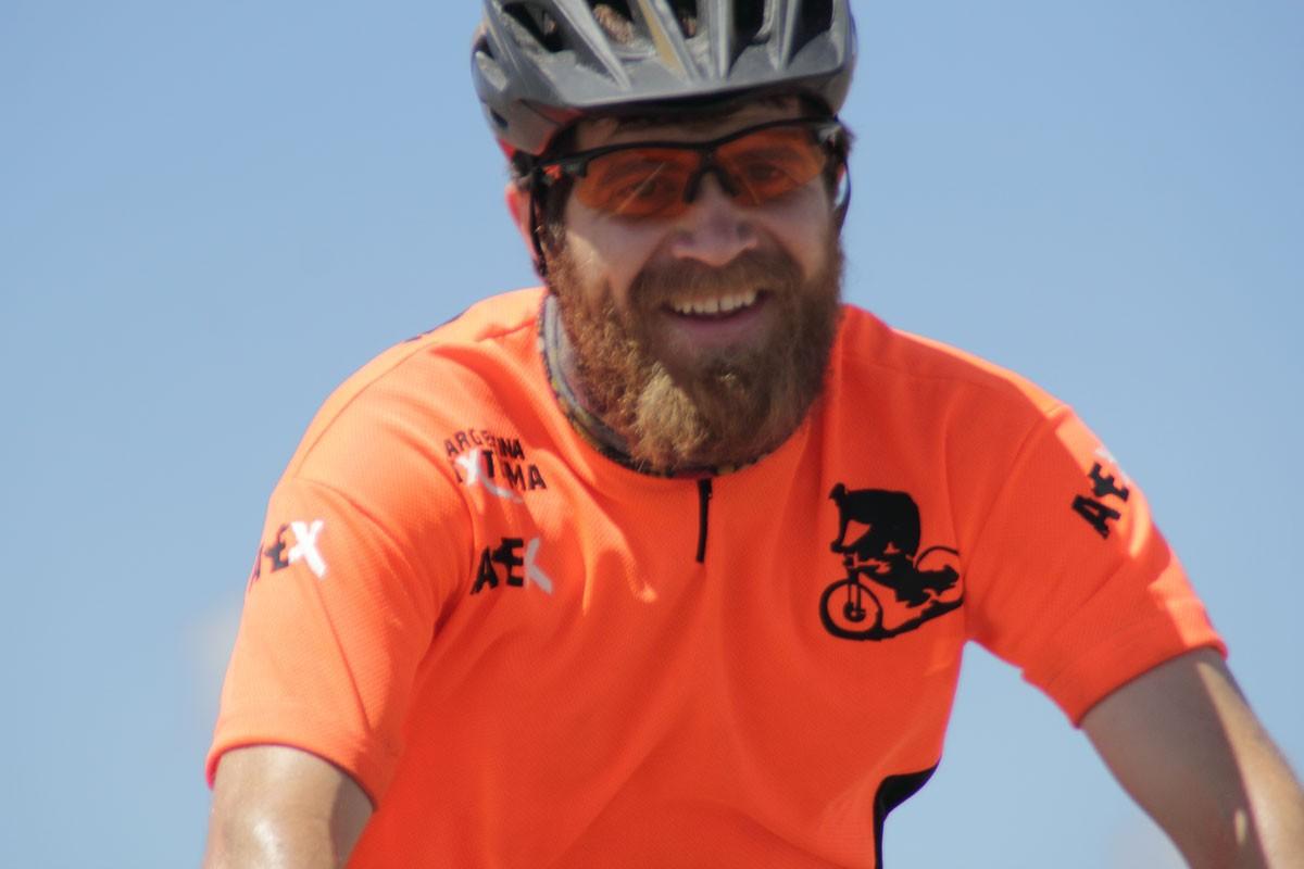 cruce de los andes en mountain bike paso pehuenche680