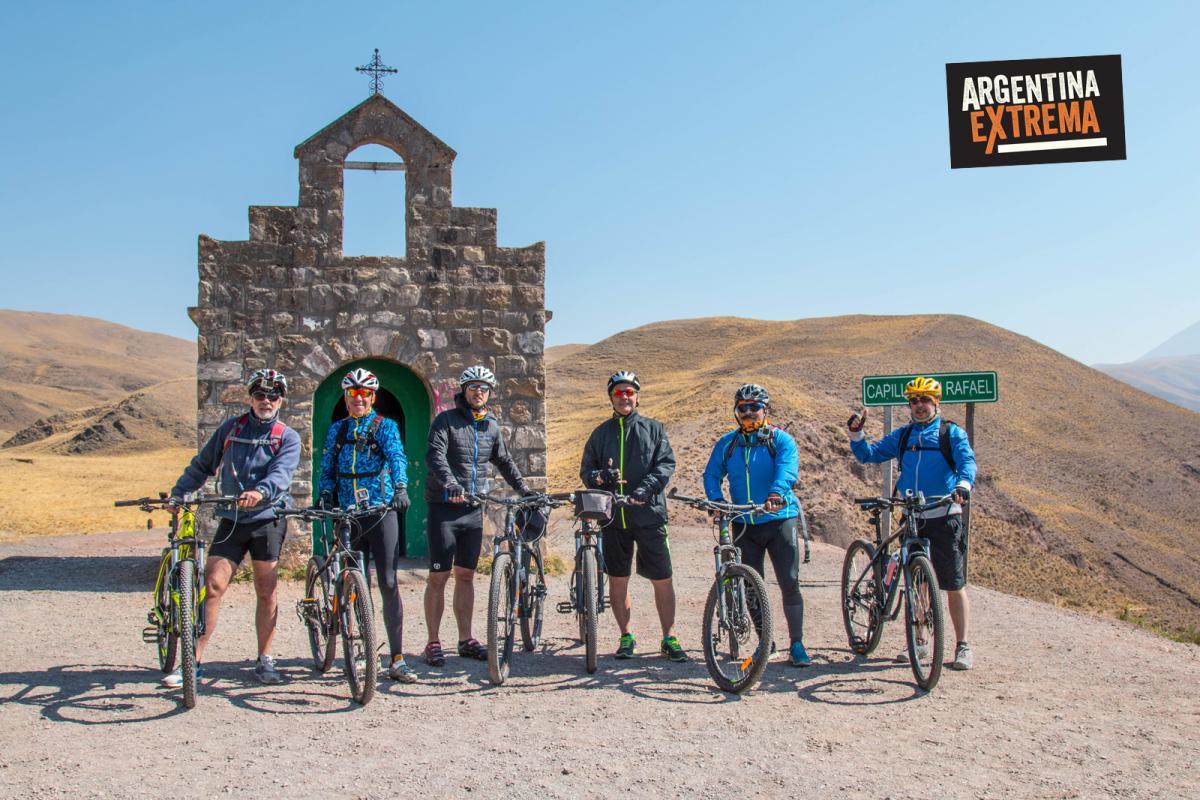 Piedra del Molinos 3348 msnm - Salta - Inicio del Recorrido AEX