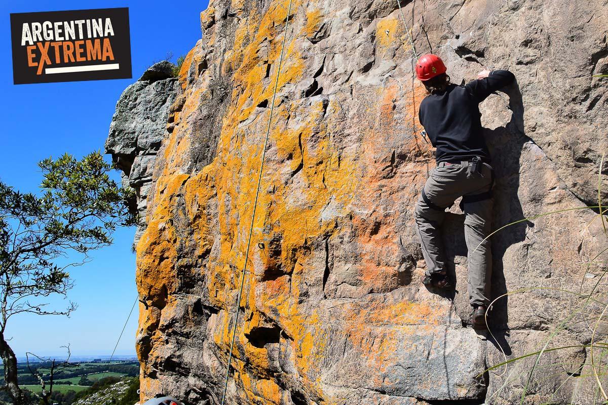 curso de escalada en roca de segundo nivel 344