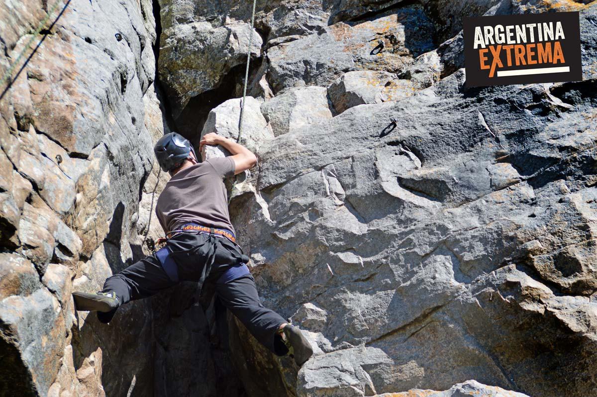 curso de escalada en roca de segundo nivel 660