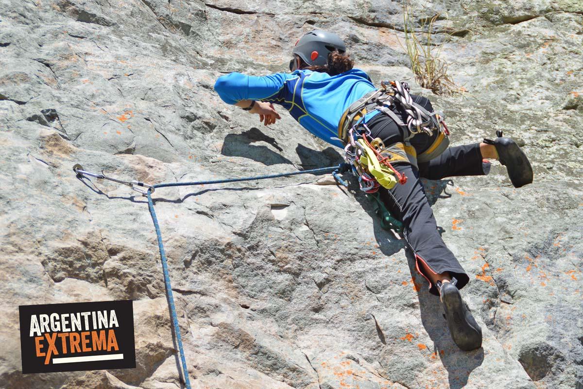 curso de escalada en roca de segundo nivel 909