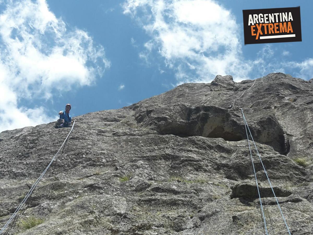 curso de escalada en roca en los gigantes cordoba 3 dias 157