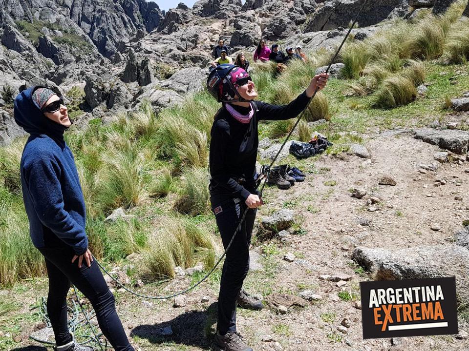 curso de escalada en roca en los gigantes cordoba 3 dias 368