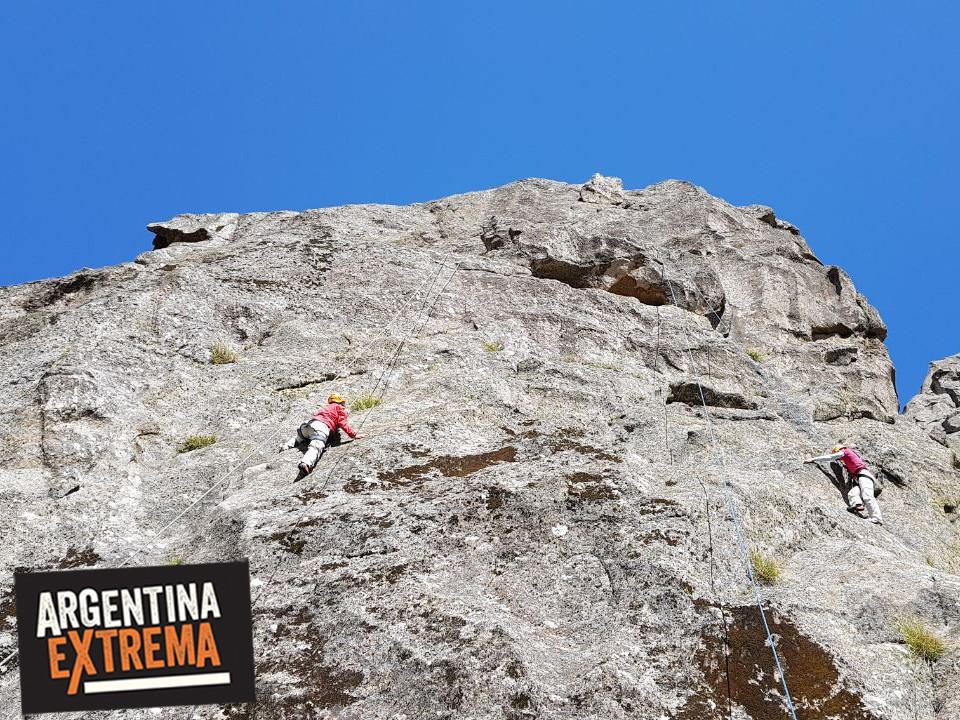curso de escalada en roca en los gigantes cordoba 3 dias 414