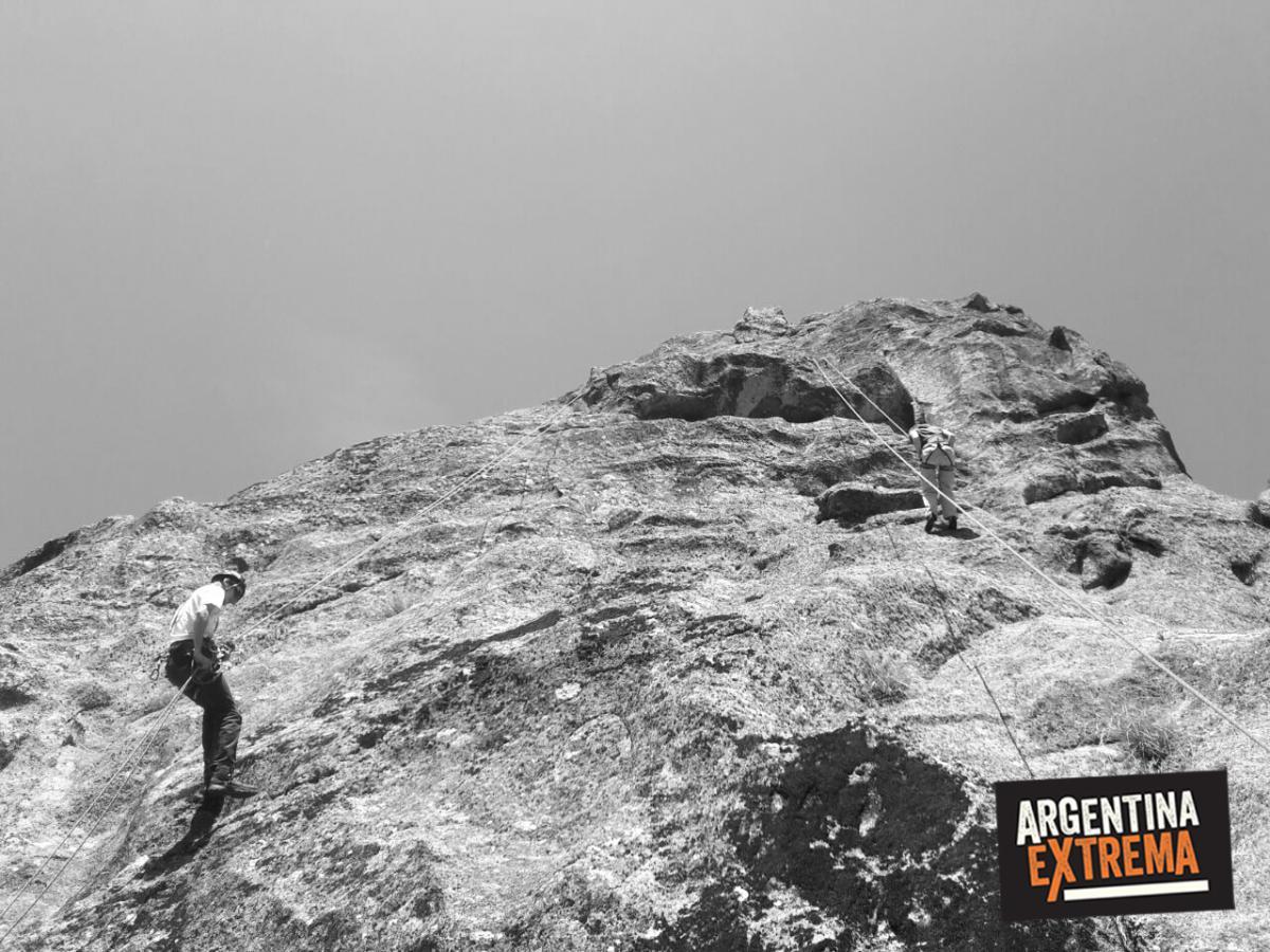 curso de escalada en roca en los gigantes cordoba 3 dias 462