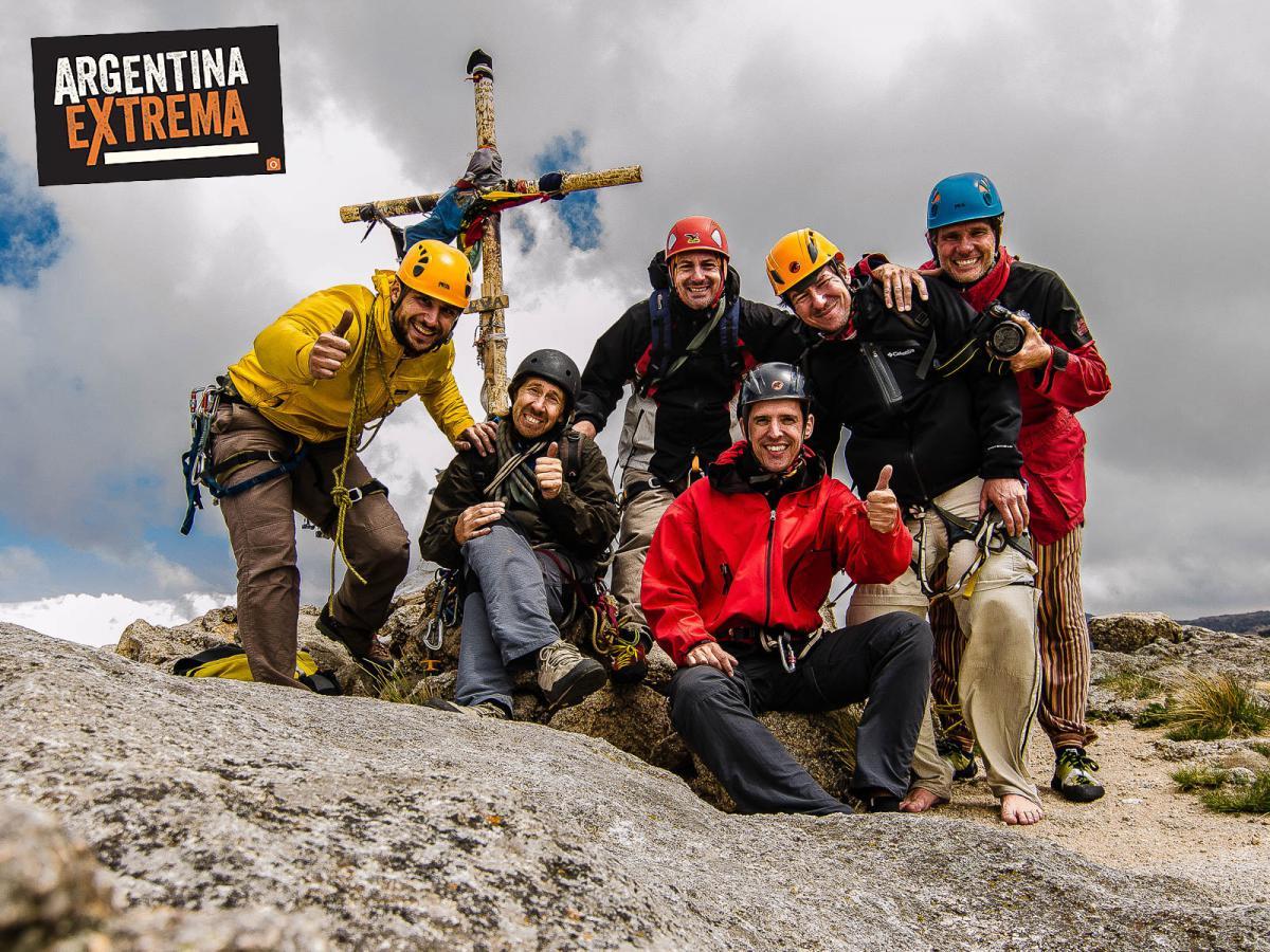 curso de escalada en roca en los gigantes cordoba 3 dias 505