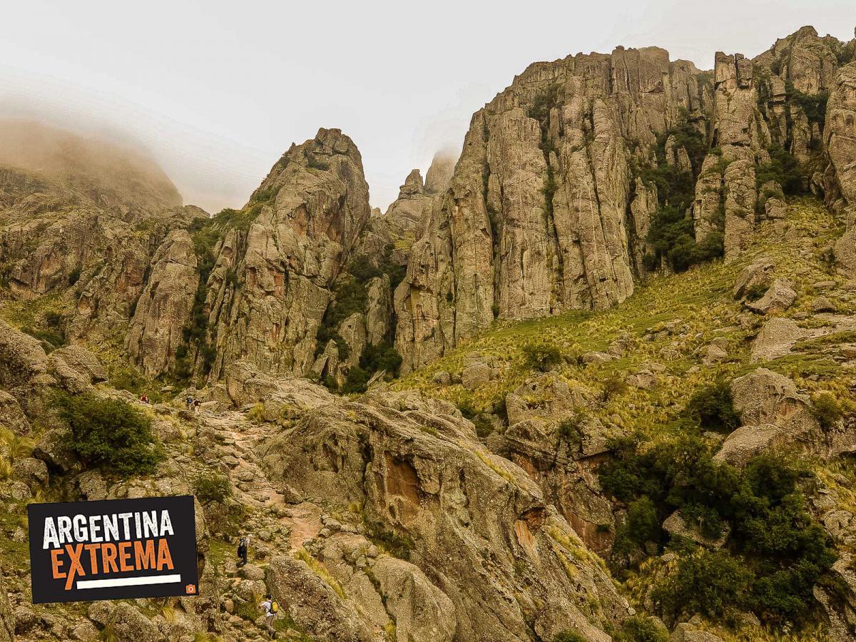curso de escalada en roca en los gigantes cordoba 3 dias 557