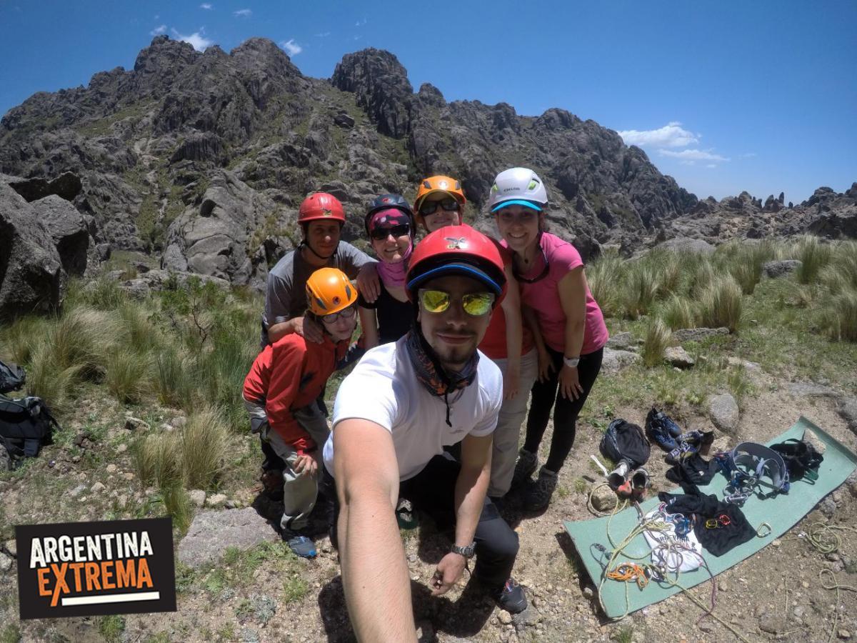 curso de escalada en roca en los gigantes cordoba 3 dias 581